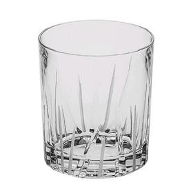 Набор стаканов для виски BUSH, 320 мл, 6 шт
