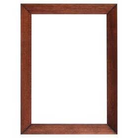 Рама для картин (зеркал) 21 х 30 х 3.0 см, дерево, липа, вишня