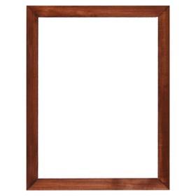 Рама для зеркал и картин, дерево, 30 х 40 х 3.0 см, липа, вишня