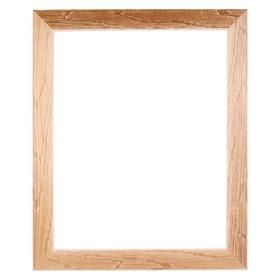 Рама для зеркал и картин, дерево, 40 х 50 х 5.0 см, липа, «Старина», горячее тиснение