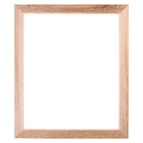 Рама для зеркал и картин, дерево, 50 х 60 х 5.0 см, липа, «Питон», горячее тиснение
