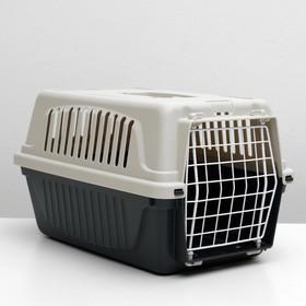 Переноска Ferplast ATLAS 5 TRASPORTINO для кошек и мелких собак, микс цветов