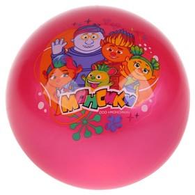 Мяч «Монсики», 23 см, МИКС
