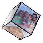 """Фоторамка """"Магический куб большой"""", вращается"""