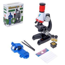 Микроскоп детский «Исследуем окружающий мир»
