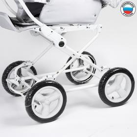 Чехлы на колеса коляски, d=32 см., 4 шт., ПВД