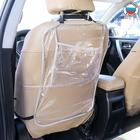 Protective cover for the back seat of the car, 60x40, PVC, a pocket for tablet