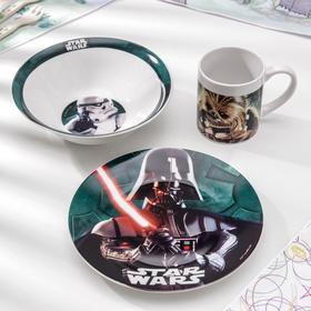 Набор посуды «Звёздные войны. Реальность», 3 предмета
