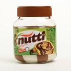 Шоколадно-молочная паста NUTTI  330г/стекло - фото 15549
