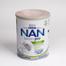 Молочная смесь NAN тройной комфорт 800г