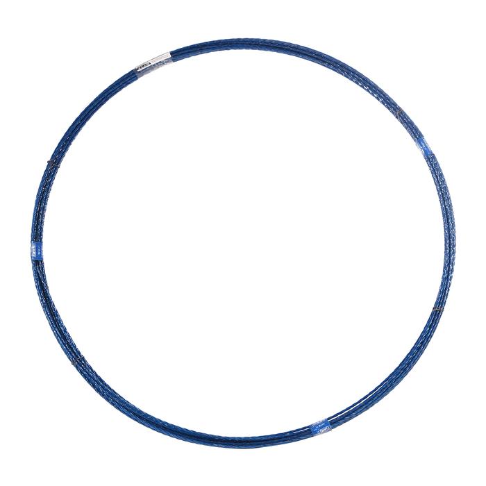 Арматура стеклопластиковая композитная 8 мм бухта 50 м синяя