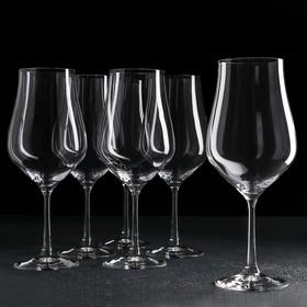 Набор бокалов для вина «Тулипа», 550 мл, 6 шт