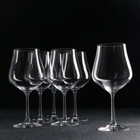 Набор бокалов для вина «Тулипа», 600 мл, 6 шт