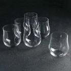 """Набор стаканов для виски 350 мл """"Тулипа"""", 6 шт"""