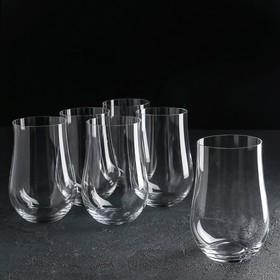 """Набор стаканов для виски 450 мл """"Тулипа"""", 6 шт"""