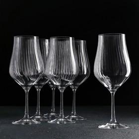 Набор бокалов для вина «Тулипа», 350 мл, 6 шт