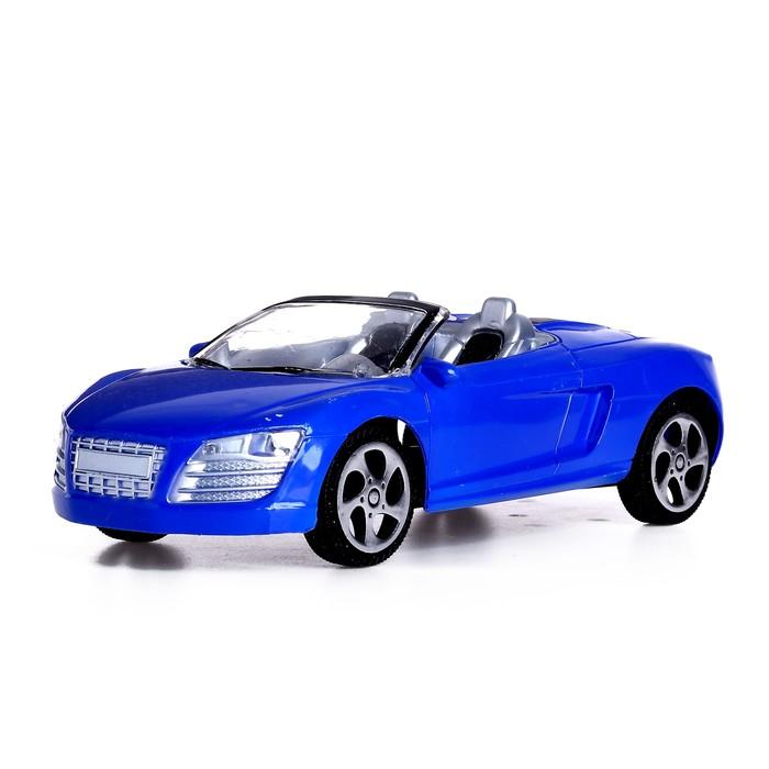 Машина инерционная «Купе», цвета МИКС