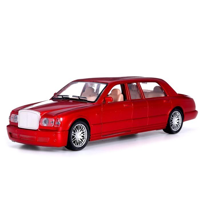 Машина инерционная «Лимузин»