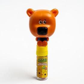 Marmalade in tube MY LITTLE PONY,MI-MI-BEARS 20g/in sah.eyes.with toys./Konfitreyd