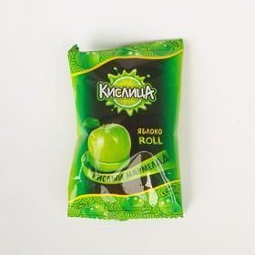 Кислый мармелад Кислица на Ленте ролл 10г/(зел.яблоко,апельсин,вишня)/Свит