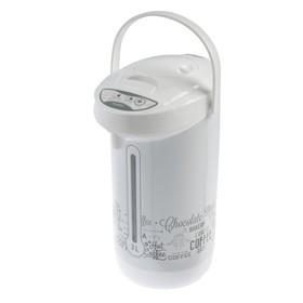Термопот ENERGY TP-601N, 3 л, 750 Вт, белый