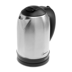 Чайник электрический Homestar HS-1009, 1500 Вт, 1.8 л, металл