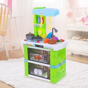 Игровой набор «Кухня» свет, звук
