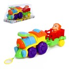 "The locomotive ""Jolly steam train"", a MIX"
