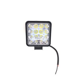 Фара светодиодная GE-WSQ016S (SL30) OFF-Road, 16, 48 Вт, 110x30x125 мм, 12/24В