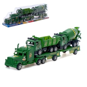 """Truck inertia """"Truck"""" with the machinery MIX"""