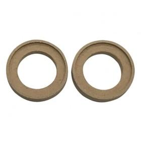 Проставочные кольца MDF-TW6-1, для рупоров, МДФ 16мм с утоплением, набор 2 шт Ош
