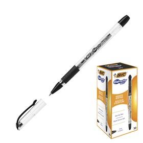 Ручка гелевая BIC Gel-Ocity Stic, узел 0.5 мм, чёрная