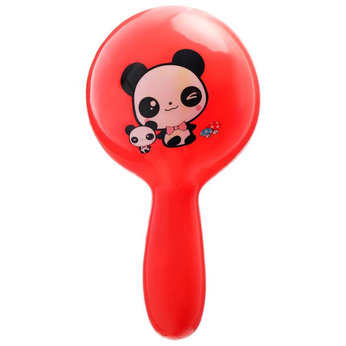 Мяч-погремушка, детский ,18 см, цвета МИКС