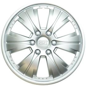 Колпак колеса BST13 R13, серебристый металлик