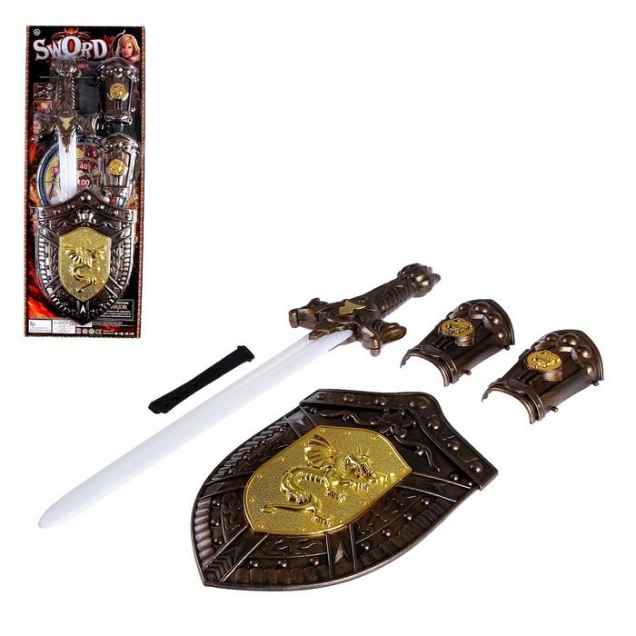 Набор оружия «Золотой дракон»