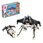 Конструктор Робот «Трансформер», 147 деталей - фото 76300132