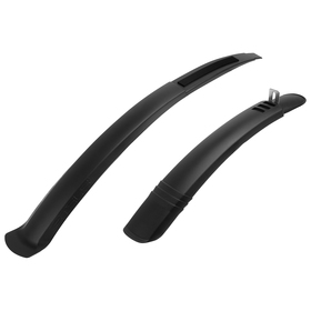 "A set of fenders 24""-26"" XH-B103 plastic, color black"