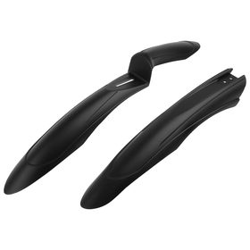 "A set of fenders 24""-26"" XH-B159 plastic, color black"
