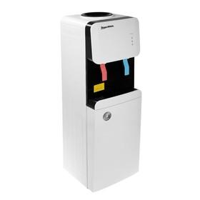 Кулер для воды AquaWork 105 LDR, нагрев и охлаждение, 700 Вт, белый