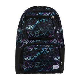 Рюкзак молодёжный, Luris «Рамон», 41 х 28 х 19 см, эргономичная спинка, «Космос»