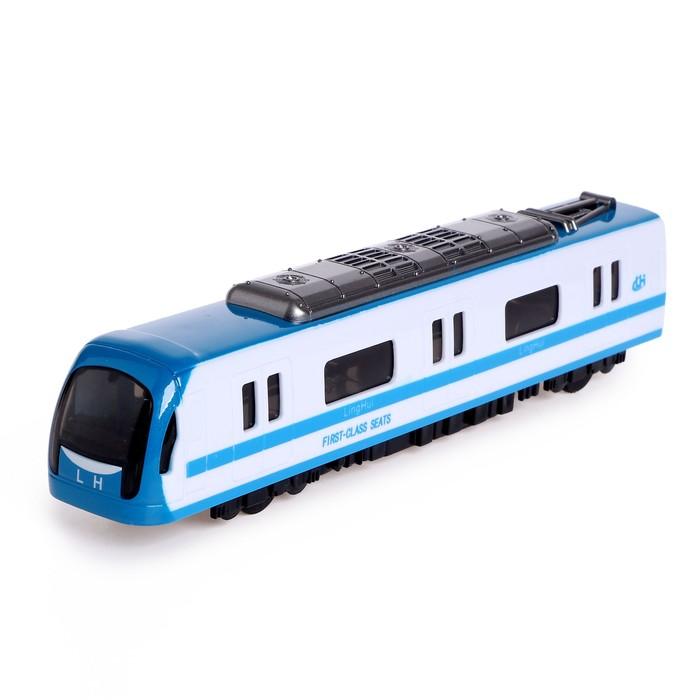 Поезд инерционный «Город» - фото 76292978