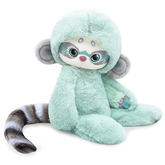 Мягкая игрушка «Джу», цвет мятный, 25 см - фото 105611942
