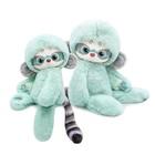 Мягкая игрушка «Джу», цвет мятный, 25 см - фото 105611946