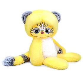 Мягкая игрушка «Эйка», цвет жёлтый, 25 см