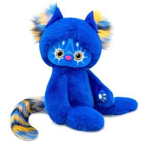 Мягкая игрушка «Тоши», цвет синий, 25 см