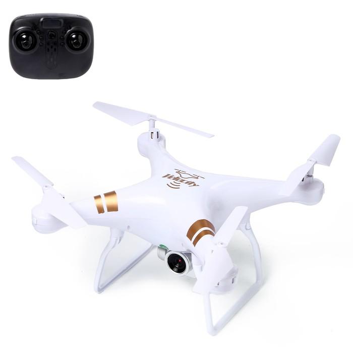 Квадрокоптер Novel-TY камера, передача изображения на смартфон, Wi-FI