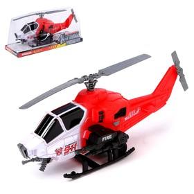 Вертолёт заводной «Охотник», световые и звуковые эффекты