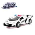 Машина инерционная «Полиция» - фото 105656207