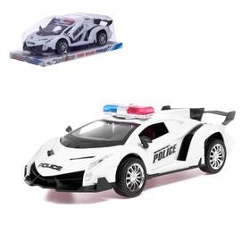 Машина инерционная «Полиция»