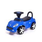 "Tolokar ""Cars"", light and sound, color blue"